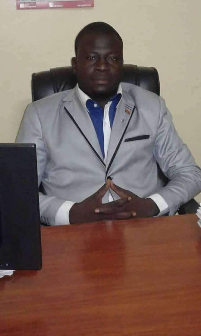 Abdul Aziz KOANDA, Secrétaire Général chargé de l'organisation