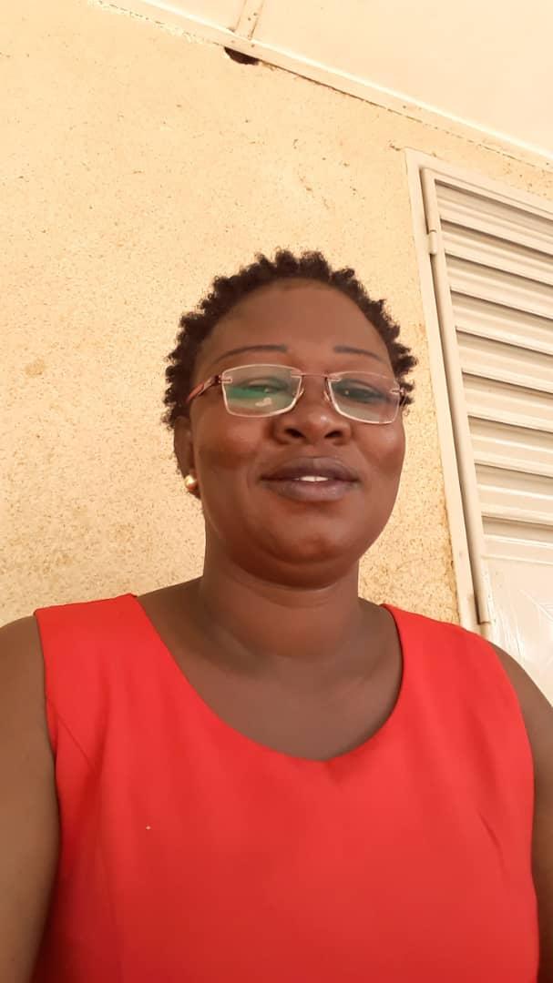 Aghate LANKOUANDE, Secrétaire Générale chargée de la promotion du genre